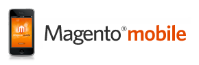 magento mobile logo iphone