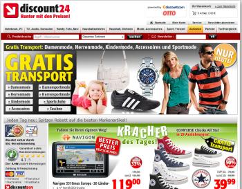 Otto Will Discount24 Nach 10 Online Jahren Schließen Exciting Commerce