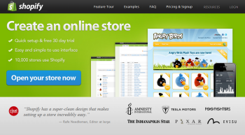 Shopify2010