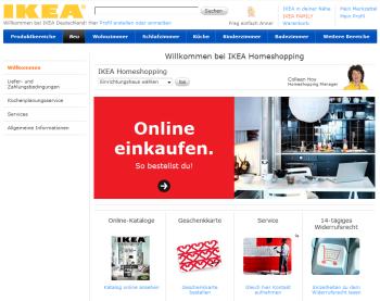 Ikea Wächst Online Auf überschaubare 45 Mio Euro 125