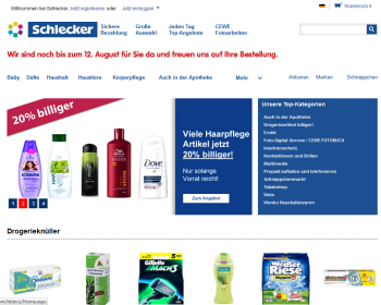 Schleckerhomeshopping