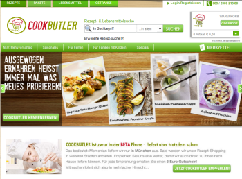 Cookbutler