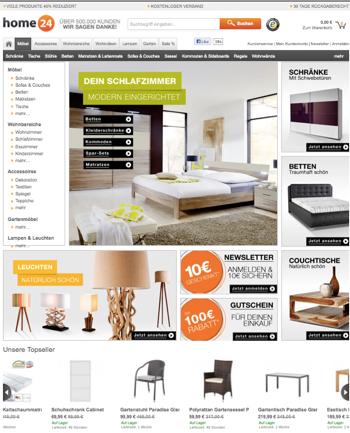 Home24 Elektrisiert Die Möbelbranche Mit Verbundbeitritt Exciting