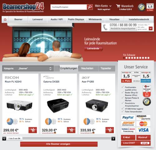 beamershop24