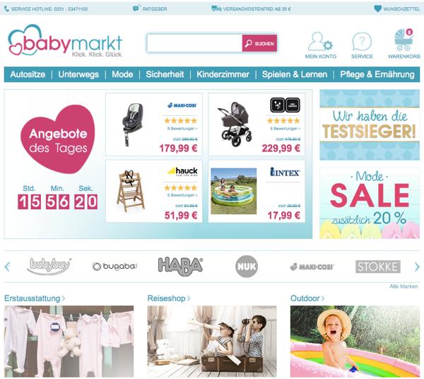 Babymarkt.de w�...