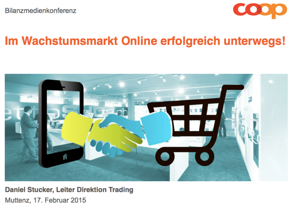 Siroop und die Online-Ambitionen der Schweizer Coop-Gruppe