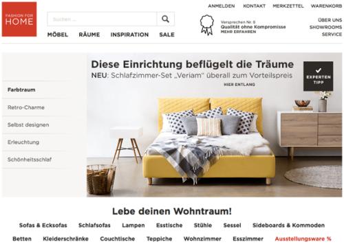 Fashion For Home Geht An Home24 Und Zurück Zu Rocket Exciting