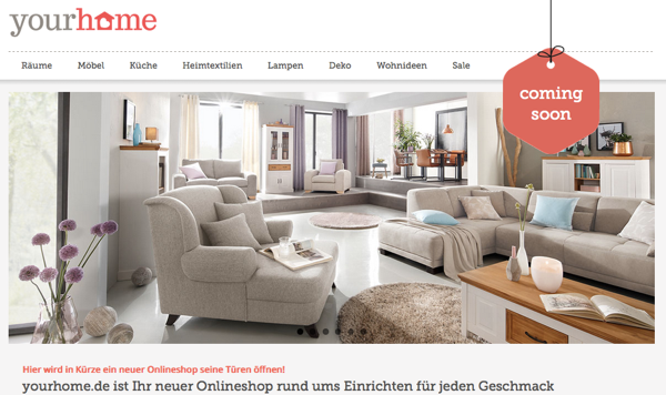 Otto Bringt Yourhome Nach 5 Jahren Zuruck Exklusiv Exciting Commerce