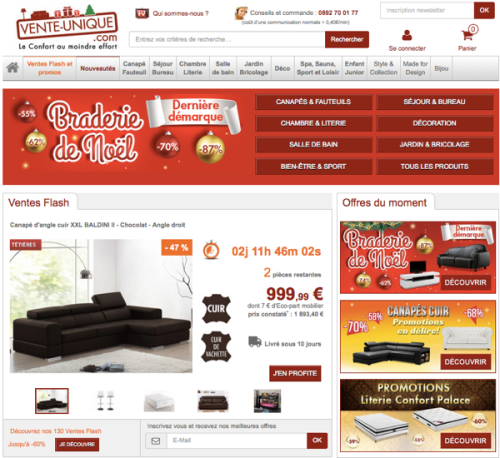 m beldiscounter vente unique w chst auf 63 5 mio 11. Black Bedroom Furniture Sets. Home Design Ideas