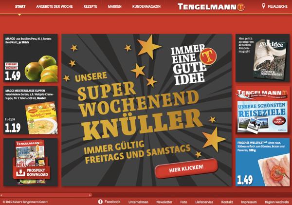 Mytime walmart und die abwicklung von kaisers tengelmann for Depot berlin filialen