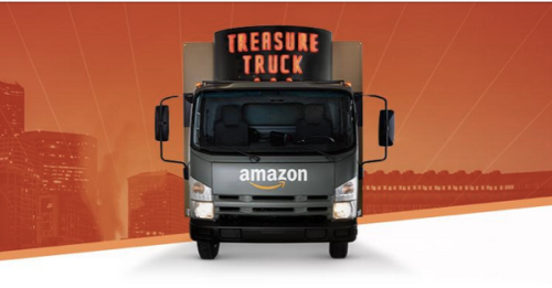 amazontreasuretruck