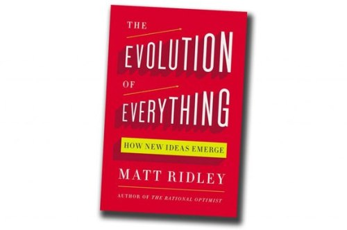 Evolutionofeverything