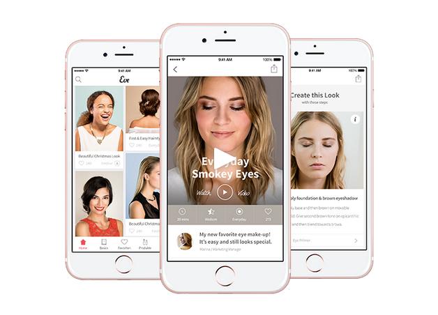 Eve: Beauty-App präsentiert sich auf Flaconi-Konferenz
