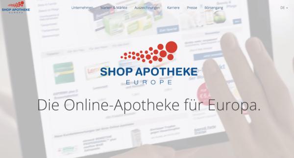 shopapothekeeurope