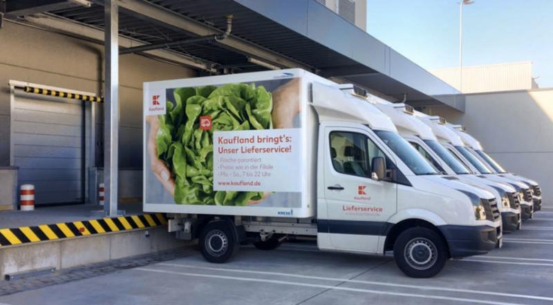 Kaufland bringt s alles ber den neuen lieferservice for Depot berlin filialen