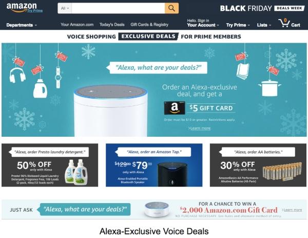 Alexa und andere Highlights aus der Handelsbranche c2eef5b9bc