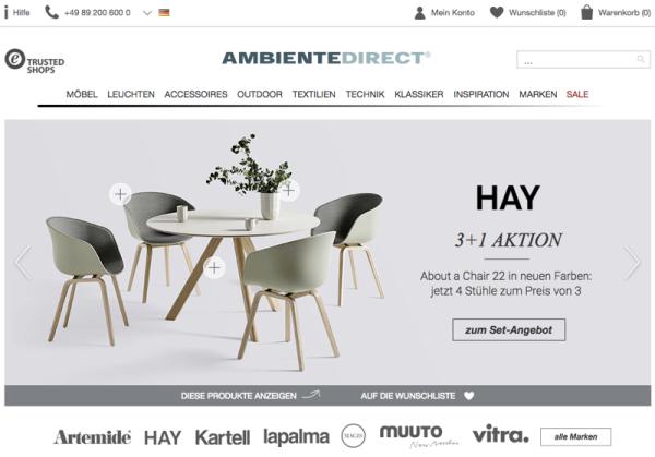 ambiente direct ber das krisenjahr 2015 und die folgen. Black Bedroom Furniture Sets. Home Design Ideas