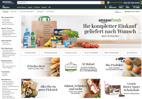 amazon startet amazonfresh in hamburg noch vor m nchen exciting commerce. Black Bedroom Furniture Sets. Home Design Ideas