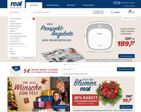 Real Wächst Mit Hitmeister Online Auf 105 Mio Euro 54