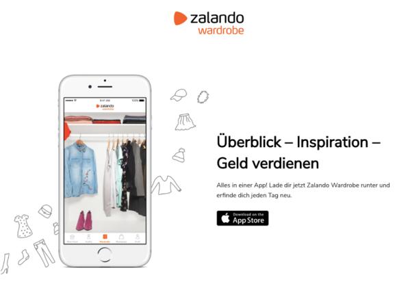 quality design f43eb 3b77c Zalando Wardrobe hilft beim Ausmisten des Kleiderschranks ...