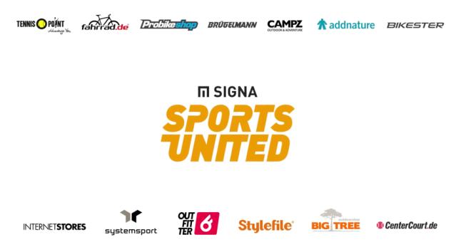 Signa Sports United gibt 11,8% an R+V Lebensversicherung ab