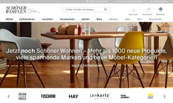 Gruner Jahr Gibt Schöner Wohnen Shop Und Danato Ab Exciting Commerce
