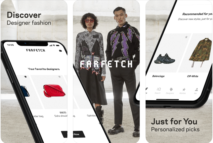 Farfetch Beat: Farfetch droppt die neue Mobile-Strategie